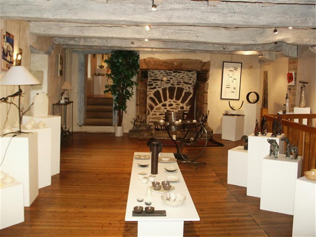 Cour des Métiers d'Art à Pont-Scorff