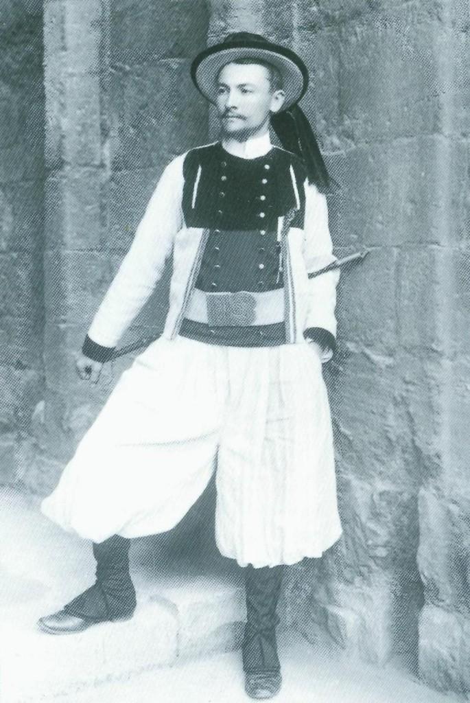 François Jaffrennou, fondateur d'ar Bobl