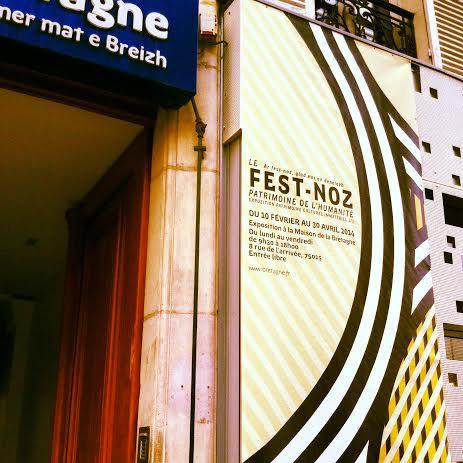 Exposition Fest-Noz à la Maison de la Bretagne à Paris