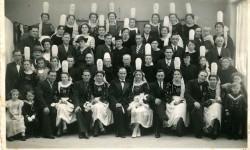 Mariage à Poneour Lanvern en 1938
