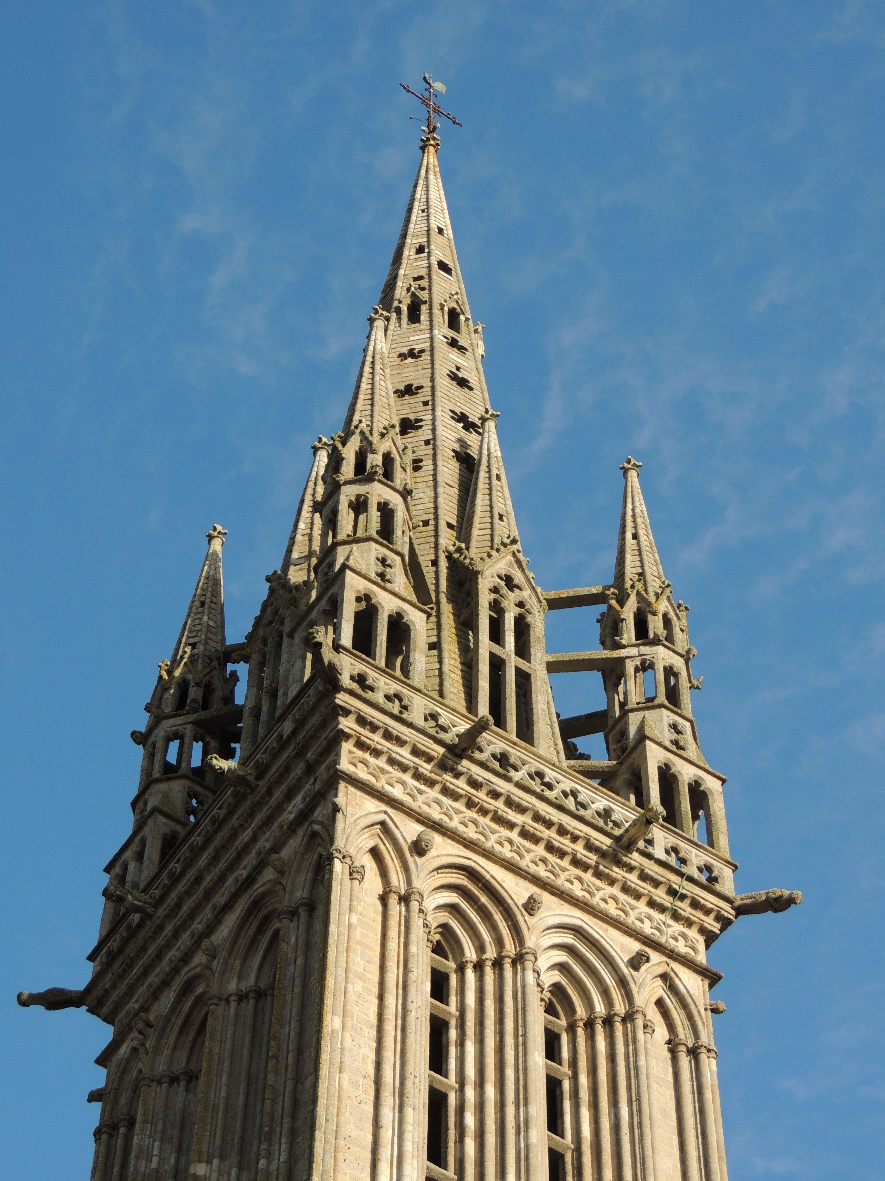 Clocher de Notre-Dame du Kreisker