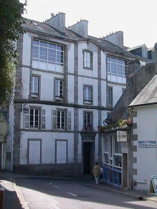 ateliers artistes Pont-Aven