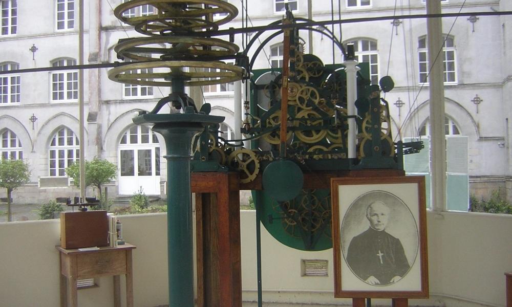 horloge astronomique ploermel
